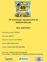 49ª Exposição Agropecuária de Imperatriz – MA