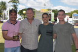 Reservada Campeã Novilha Maior da Raça Guzerá na 84ª Expozebu