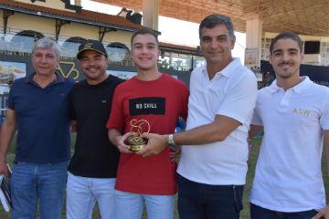 Reservado Campeão Touro Sênior da Raça Guzerá na 84ª Expozebu