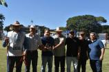 Campeão Bezerro da Raça Guzerá na 84ª Expozebu