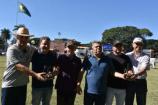 Reservado Campeão Bezerro da Raça Guzerá na 84ª Expozebu