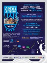Shopping Zebu Leiteiro – UNIUBE